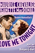 Love Me Tonight (1932) Poster