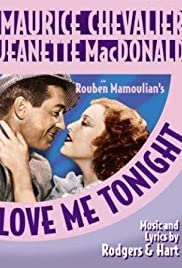 Love Me Tonight (1932) Poster - Movie Forum, Cast, Reviews