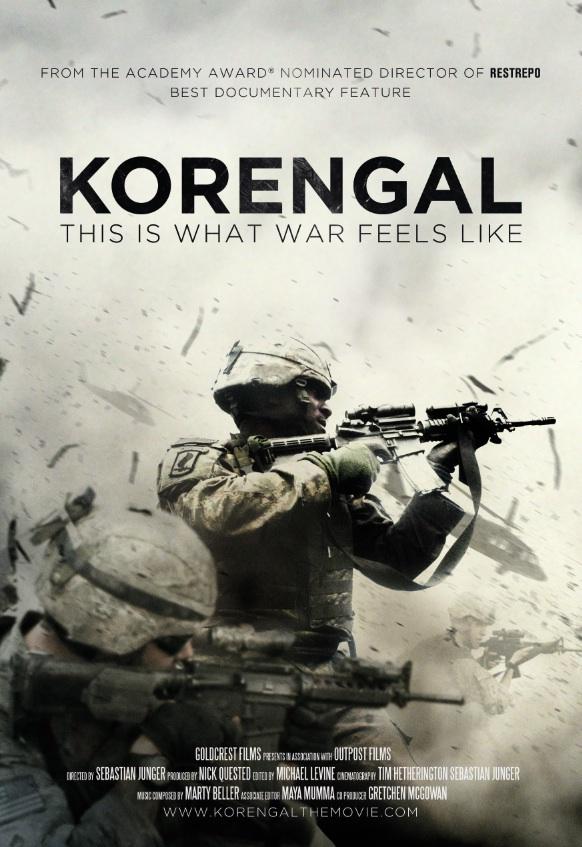 Box art for Korengal