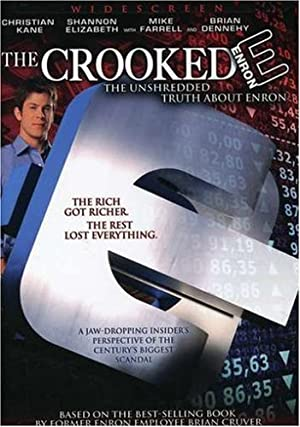 The Crooked E: The Unshredded Truth About Enron (2003)