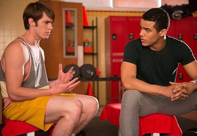 Blake Jenner and Jacob Artist in Glee (2009)
