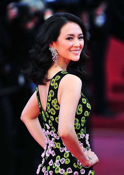 Ziyi Zhang at an event for Zulu (2013)