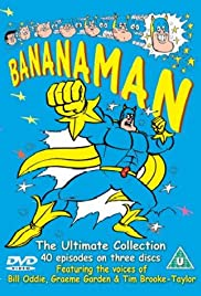 Bananaman Poster - TV Show Forum, Cast, Reviews