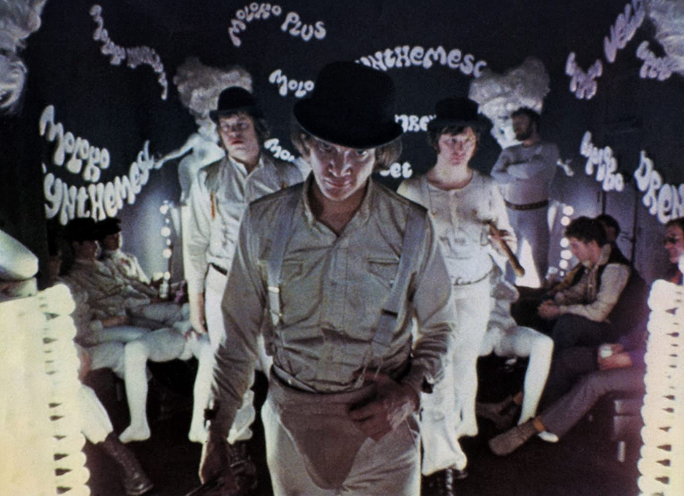 an analysis of humanism in a clockwork orange by stanley kubrick