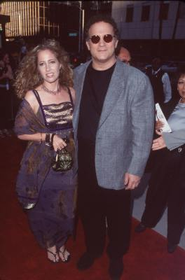 Albert Brooks at an event for The Muse (1999)