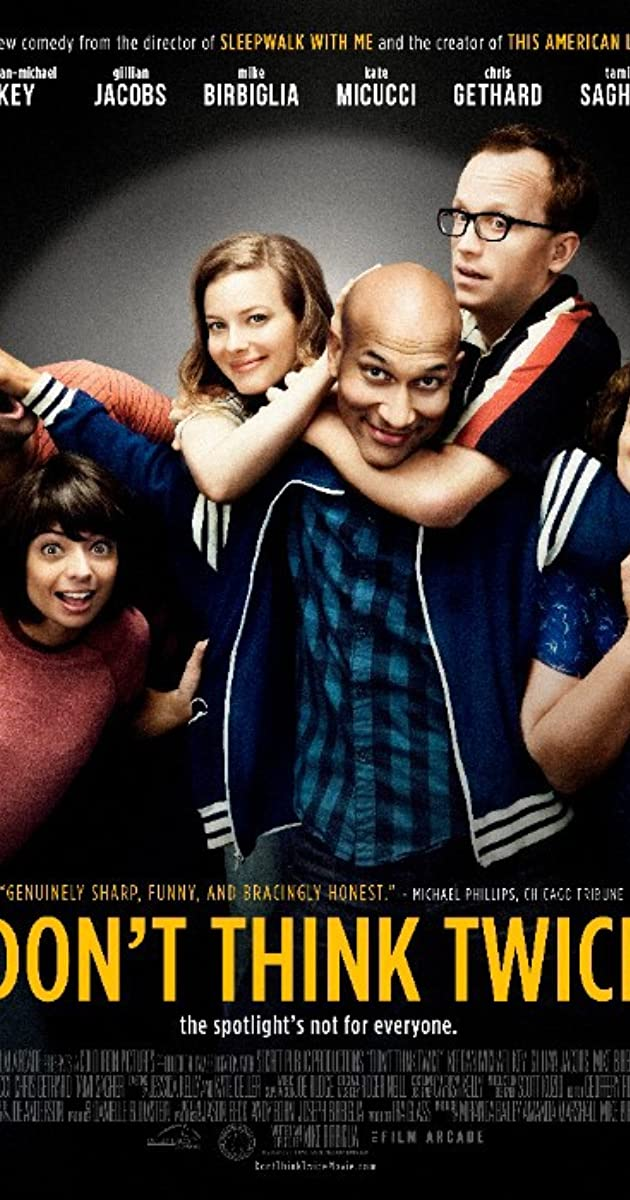Negalvok dukart / Don't Think Twice (2016) Online