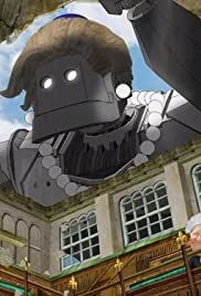 The Iron Giant Lady/Raising a New Hope Poster