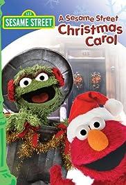 A Sesame Street Christmas Carol Poster
