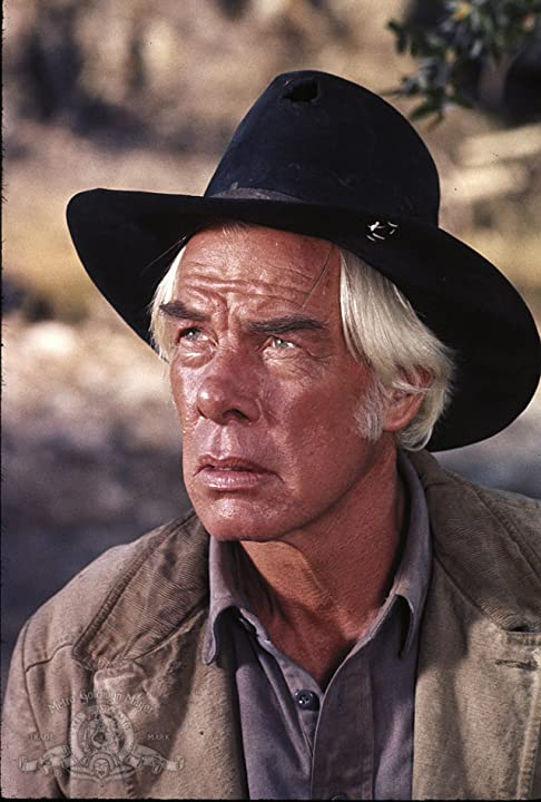 Lee Marvin in The Great Scout & Cathouse Thursday (1976)