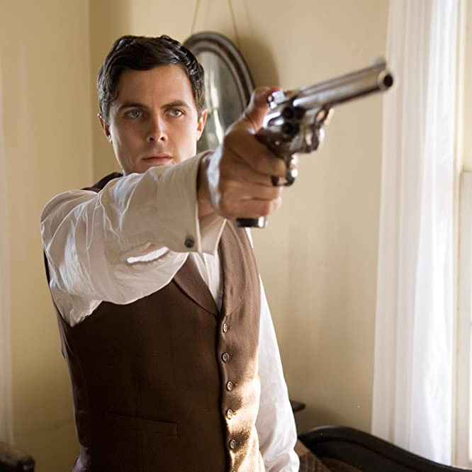 Casey Affleck in The Assassination of Jesse James by the Coward Robert Ford (2007)