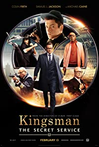 Kingsman: The Secret Service 2014 Poster