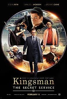 Kingsman: El servicio secreto (2014)