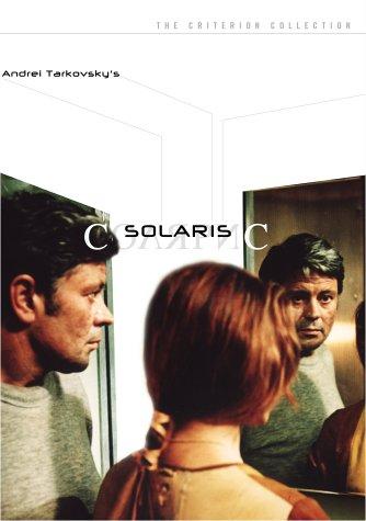 Donatas Banionis and Natalya Bondarchuk in Solaris (1972)