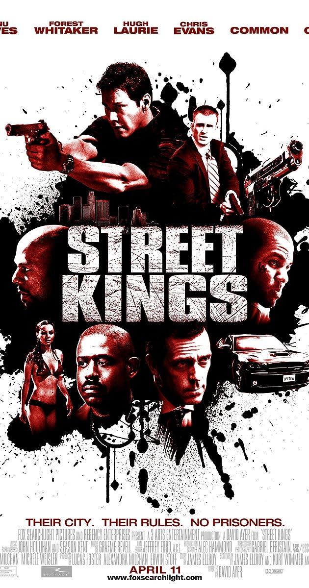 Nakties klajūnai / Street Kings (2008) Online