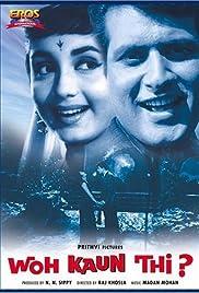 Woh Kaun Thi?(1964) Poster - Movie Forum, Cast, Reviews
