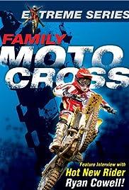 Family Motocross Poster
