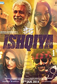 Dedh Ishqiya (2014) Poster - Movie Forum, Cast, Reviews