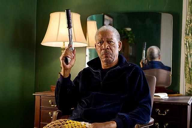 Morgan Freeman in RED (2010)