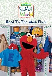 Elmo's World: Head to Toe with Elmo! Poster