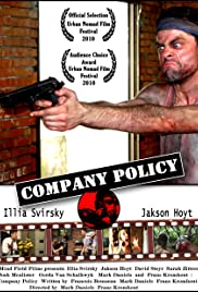 Company Policy Poster