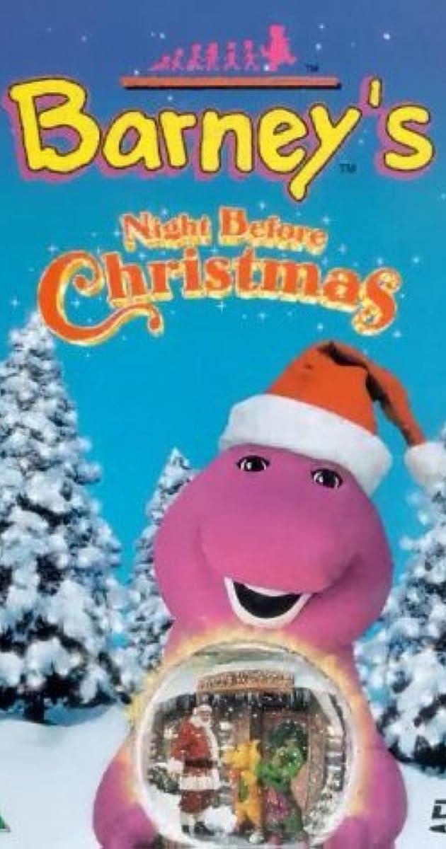 Barney's Night Before Christmas (Video 1999) - IMDb