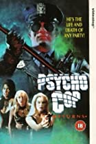 Image of Psycho Cop Returns