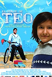 Teo's Journey Poster