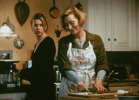 Renée Zellweger and Meryl Streep in One True Thing (1998)