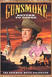 Gunsmoke: Return to Dodge (1987) Poster - Movie Forum, Cast, Reviews