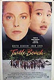 Turtle Beach (1992) Poster - Movie Forum, Cast, Reviews