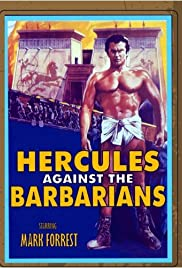 Hercules Against the Barbarians Poster