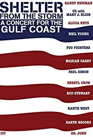 Shelter from the Storm: A Concert for the Gulf Coast Poster