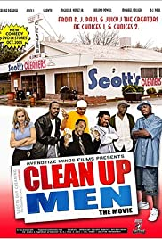 Clean Up Men Poster