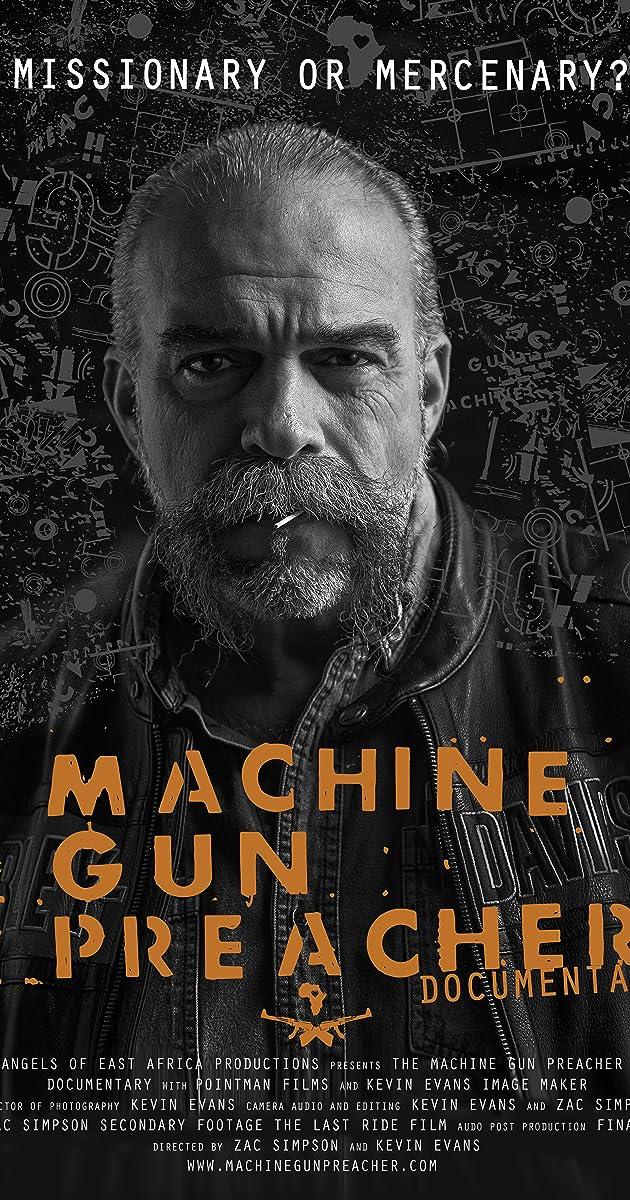 machine gun preacher documentary 2014 imdb