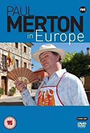 Paul Merton in Europe Poster