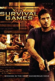 The Survival Games (2012) Poster - Movie Forum, Cast, Reviews