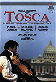 Tosca: In the Settings and at the Times of Tosca (1992) Poster - Movie Forum, Cast, Reviews