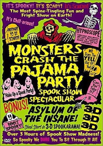image Monsters Crash the Pajama Party Watch Full Movie Free Online
