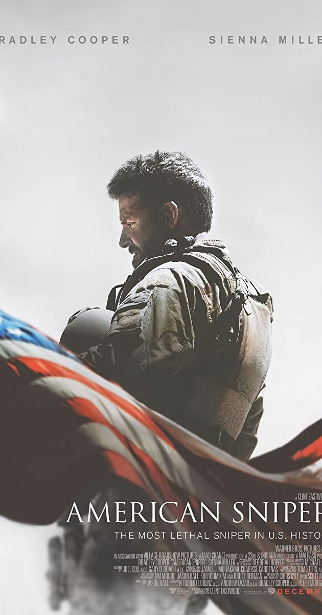 Amerikiečių snaiperis / American Sniper (2014) Online