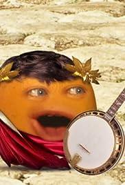 Orange Julius Caesar Poster