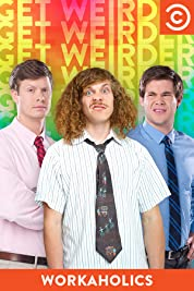 Workaholics - Season 3 poster