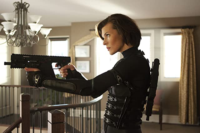 Milla Jovovich in Resident Evil: Retribution (2012)