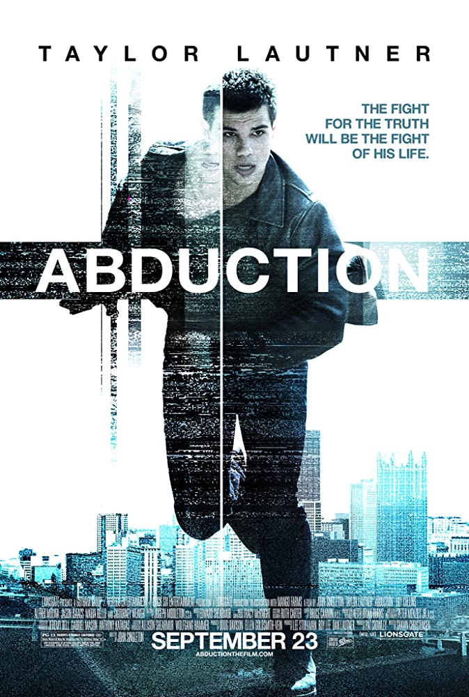 Abduction 2011 Dual Audio Full Movie 790MB