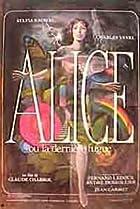 Image of Alice or the Last Escapade