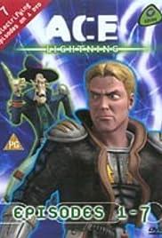 Ace Lightning Poster - TV Show Forum, Cast, Reviews
