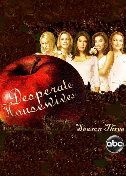 Teri Hatcher, Nicollette Sheridan, Felicity Huffman, Marcia Cross, and Eva Longoria in Desperate Housewives (2004)