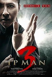 Ip Man 3 2015 Poster