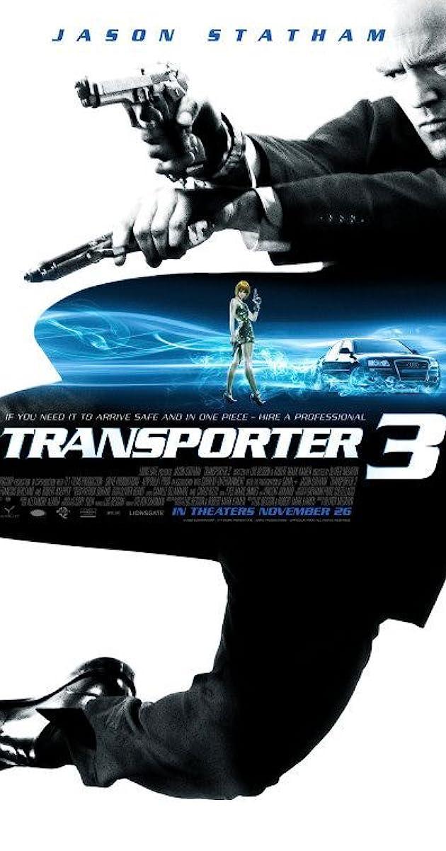 Transporteris 3 / Transporter 3 (2008) Online