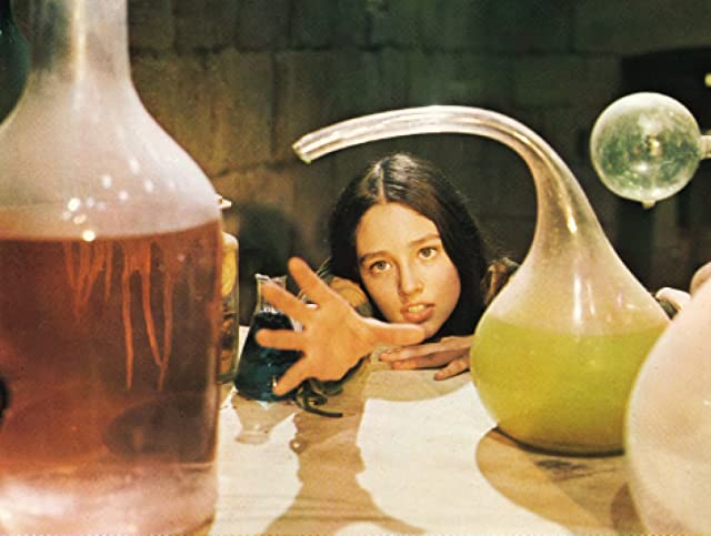 Olivia Hussey in Romeo and Juliet (1968)