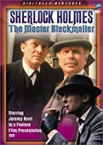 The Case Book of Sherlock Holmes The Master Blackmailer(1970)